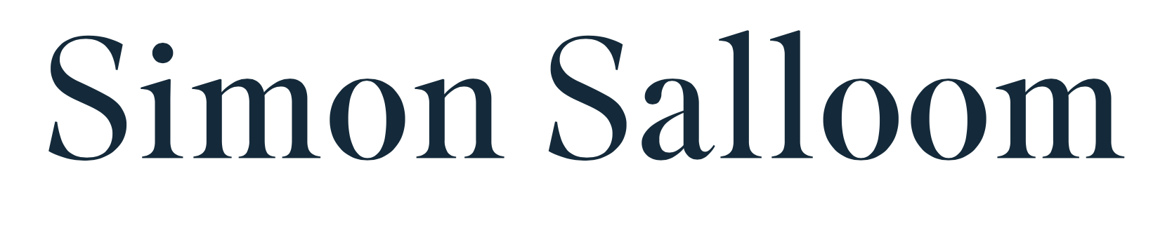 Simon Salloom Logo